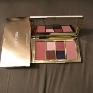 Tom Ford eye and cheek makeup palette